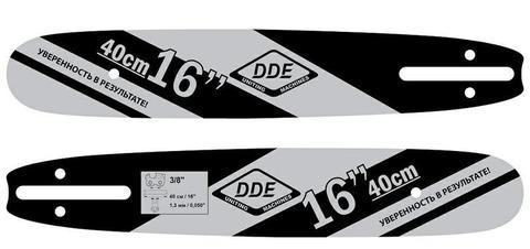 Шина пилы цепной сварная DDE 16