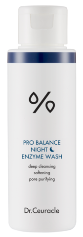 Ночной Энзимный Скраб DR.CEURACLE Pro-Balance Night Enzyme Wash