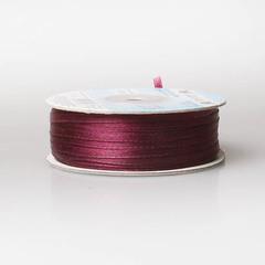 Лента атласная AL-3P 3мм*91,4м фиолетовый