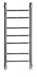 Полотенцесушитель  водяной L43-82-2  80х20