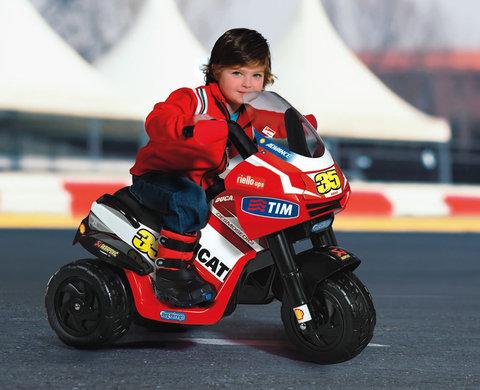 Детский трицикл Peg Perego Ducati Desmosedici ED0919