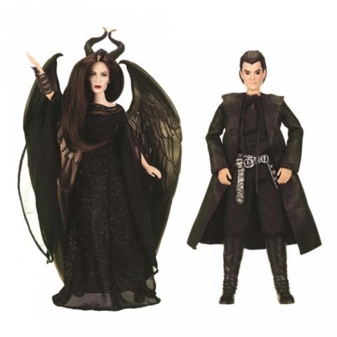 Набор кукол Малефисента и Диаваль - Maleficent and Diaval the Raven, Jakks Pacific