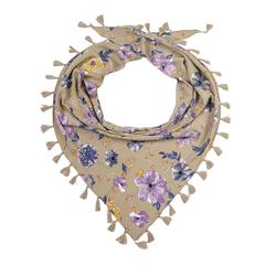 S400-6 платок, цветной