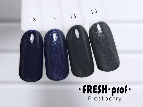 Гель-лак  Fresh prof Frost Berry FB №14