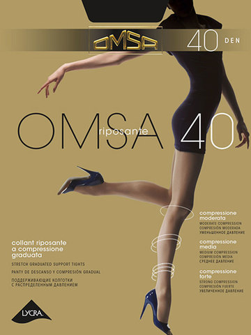 Колготки Omsa 40 Omsa