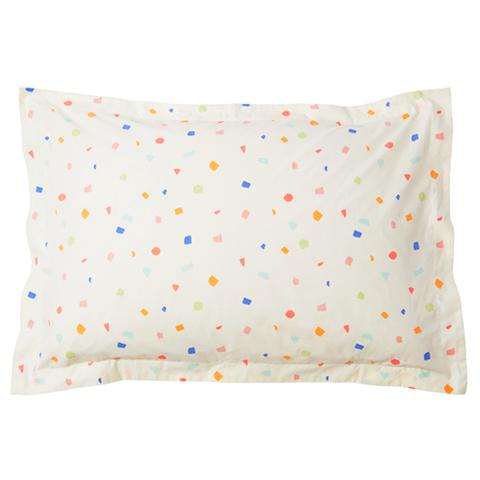 Наволочка на подушку, разноцветная