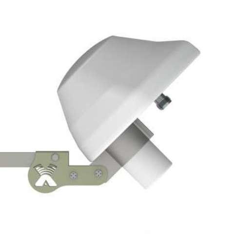 AX-2000 OFFSET 75 MIMO 2x2 - бюджетный облучатель для офсетного спутникового рефлектора