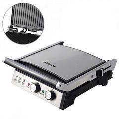 Пресс-гриль электрический 2200 Вт АКСИНЬЯ КС-5201 cеребристый