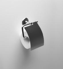 Держатель для туалетной бумаги AM.PM Like A80341500 с крышкой