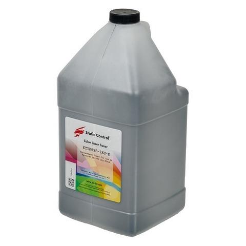 Тонер Static Control для Kyocera M5526/P5021/5026cdw Black (черный) для TK-5240. 1 кг/фл