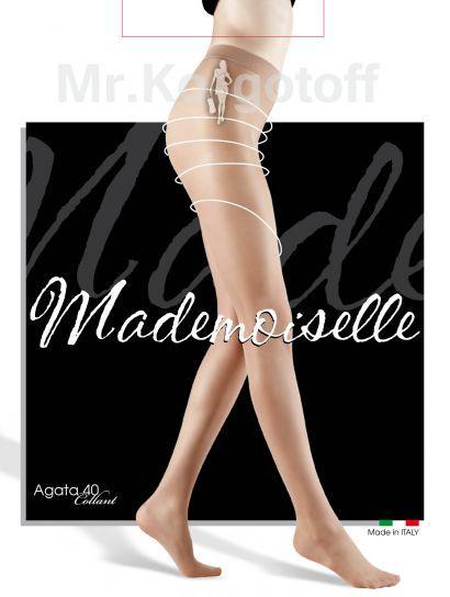 Колготки Mademoiselle Agata 40