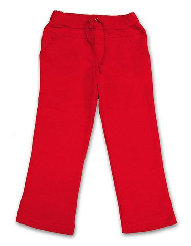 Basia Брюки для девочки 12-550-001 красный