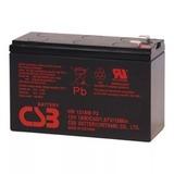 Аккумулятор  CSB HR1218W - фотография