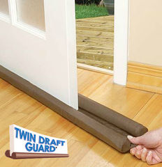 Защита от пыли и сквозняка Twin Draft Guard (Твин Драфт Гвард)