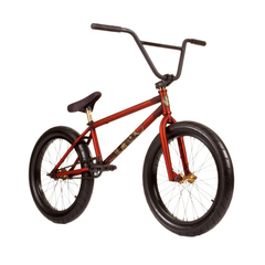 BMX велосипед Stereobikes Plug In 2015 HendRAWx Matt Orange