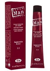 Lisap Man Color - специальный краситель для мужчин