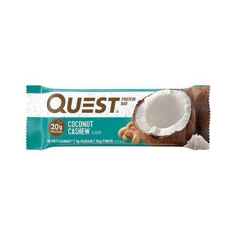 Протеиновые батончики Quest Bar Coconut & Cashew (Кокос и кешью), 1 шт