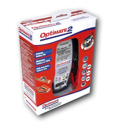 Зарядное устройство OptiMate 2 (TM420)