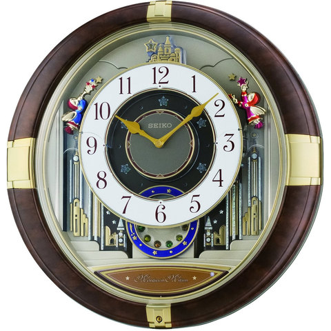 Настенные часы Seiko QXM333BT