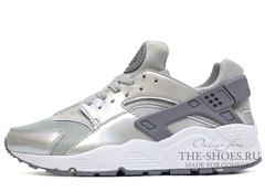 Кроссовки Женские Nike Air Huarache ES Chrome
