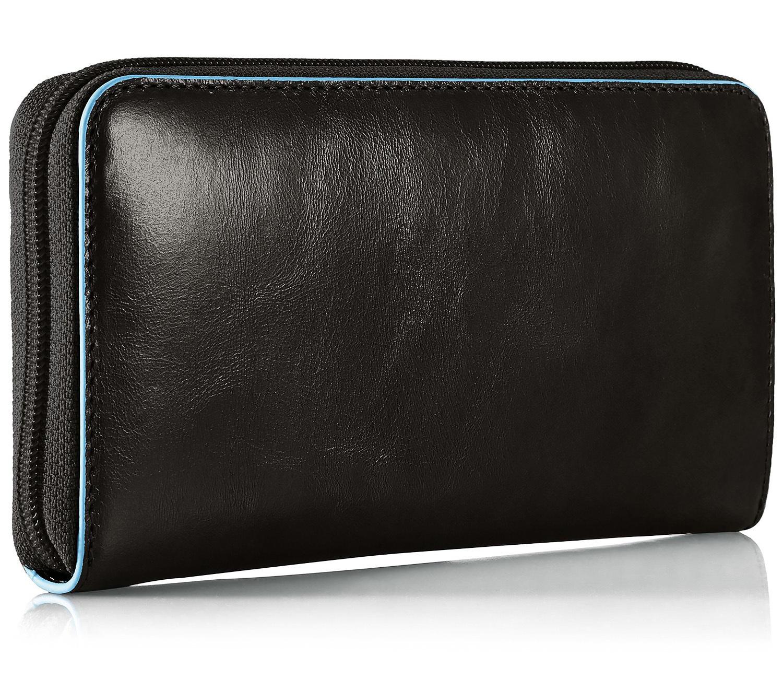 Портмоне Piquadro Blue Square, цвет черный, 19x10x2,2 см (PD1515B2/N)
