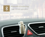 Гарнитура Bluetooth Remax RB-T6C с док-станцией (Черный)