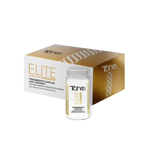 BOTANIC ELITE FREQUENT 5 x10 ml Масло для омоложения волос с жидким золотом и кератином  5 x 10 мл