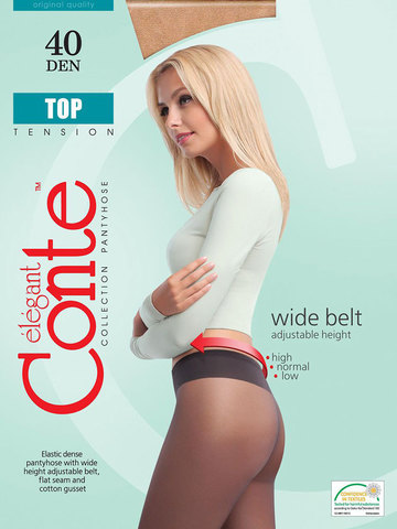 Колготки Top 40 Conte