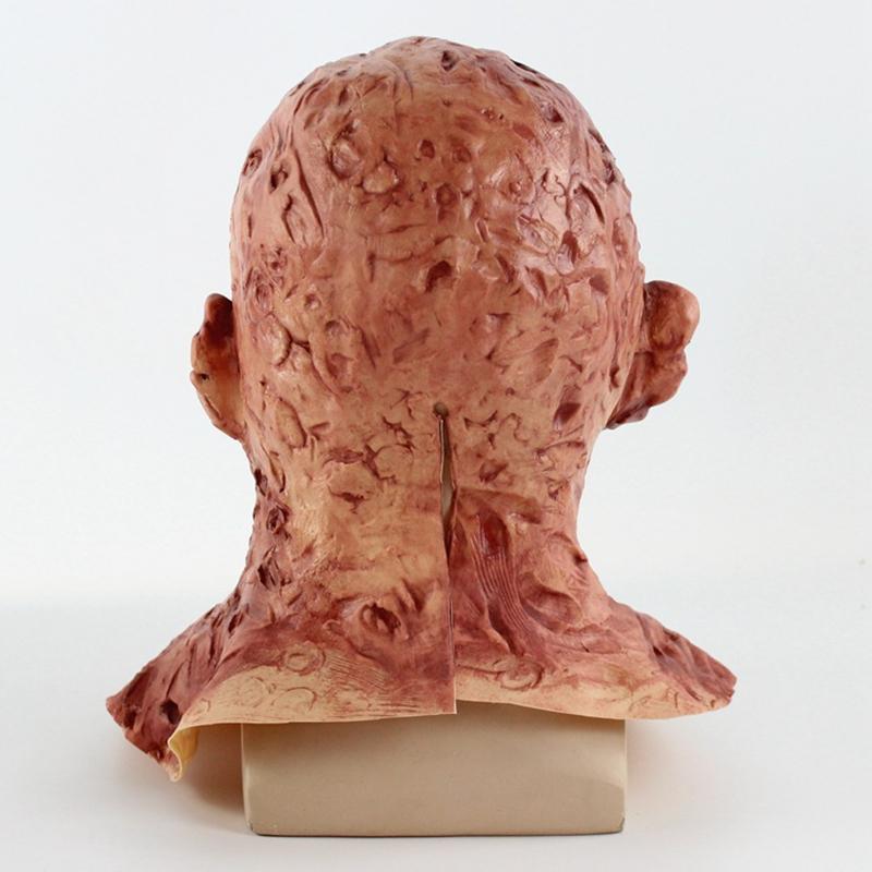 Кошмар на улице Вязов латексная маска Фредди Крюгер