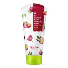 Frudia My Orchard Mochi Cleans - Пенка-моти очищающая маракуя