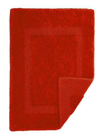Элитный коврик для унитаза Reversible 553 Rouge от Abyss & Habidecor