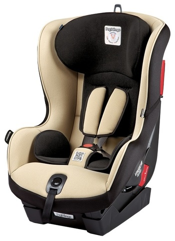Автoкpecлo Peg-Perego Viaggio 0+ / 1 Switchable