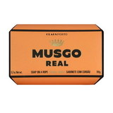 Мыло для душа на веревке Musgo Real, Orange Amber, 190 гр (MR SROPE OA)