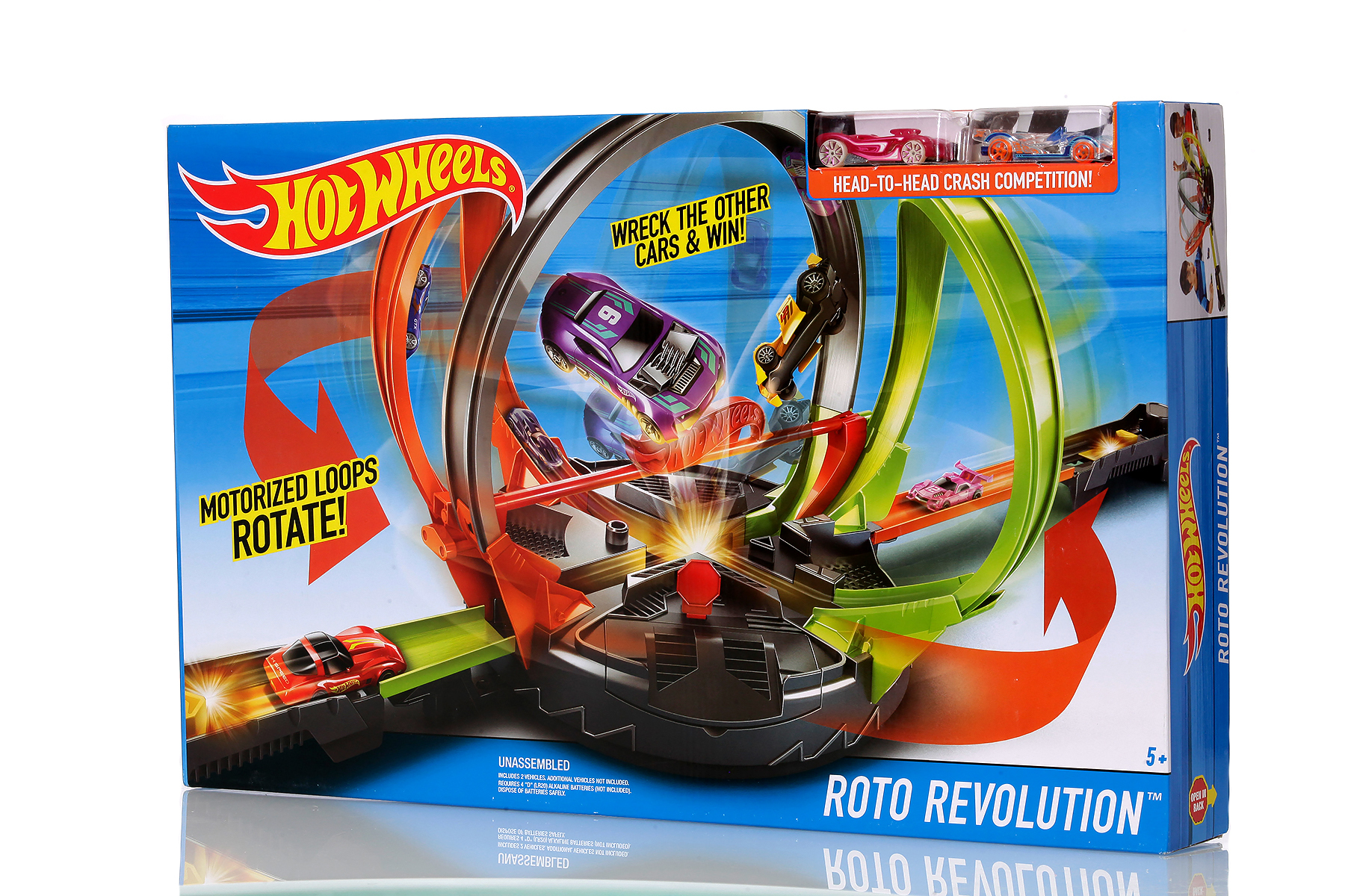 "Hot Wheels ""Roto Revolution"""