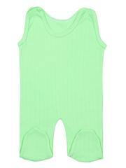 461318-3 ползунки детские, зеленые