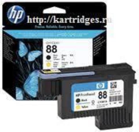 Картридж Hewlett-Packard (HP) C9381A №88