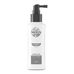 NIOXIN System 1 Scalp & Hair Treatment - Питательная маска (Система 1) 100мл