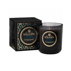 Ароматическая свеча Voluspa в подарочной упаковке