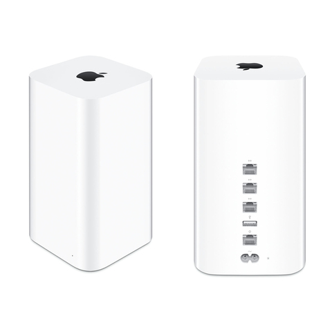 Базовая станция Wi-Fi Apple AirPort Time Capsule 2 Tb