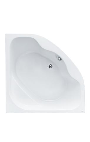 Акриловая ванна Santek Мелвилл 140х140 симметричная белая 1WH302402