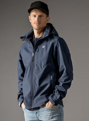 Куртка лыжная 8848 Altitude Padore Softshell Jacket 2020 Navy мужская