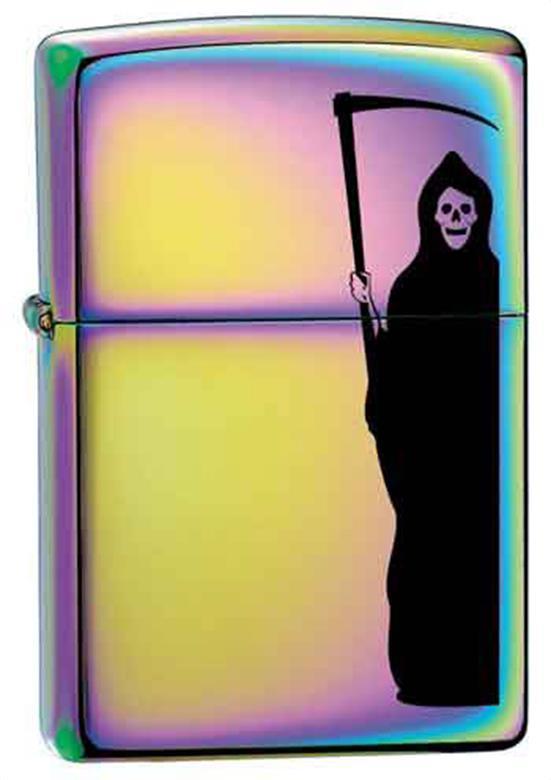 Зажигалка Zippo Grim Reaper (151)