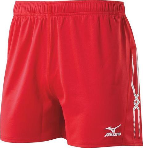 Шорты волейбольные Mizuno Premium Short Tall мужские red