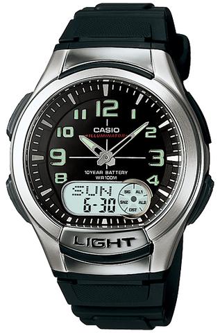 Купить Наручные часы Casio AQ-180W-1B по доступной цене