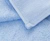 Набор полотенец 3 шт Cassera Casa Helios голубой