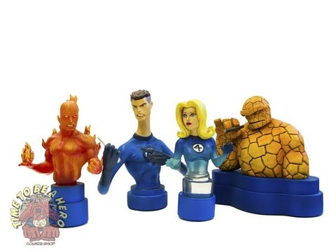 Bowen Fantastic Four Triple-Pack