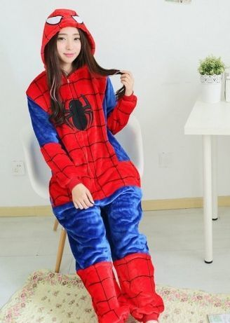 Главная   Пижамы кигуруми   Spider Man. Распродано. –34% d829b6167cf4c
