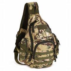 Тактический однолямочный рюкзак Mr. Martin 5053 Multicam