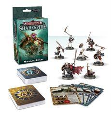 Warhammer Underworlds: Shadespire – Sepulchral Guard