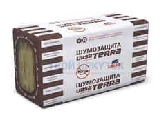 Теплоизоляция Ursa Terra 34 PN Шумозащита 1250x610x100 мм 3,81 кв.м